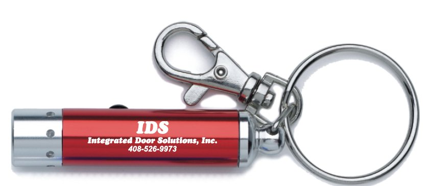 IDS Flashlight Promo